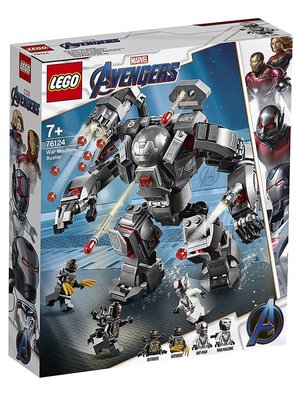 木木玩具 全新未拆 樂高 Lego 76124 愛國者鋼鐵人
