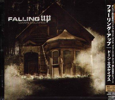 K - Falling Up - Dawn Escapes - 日版 - NEW