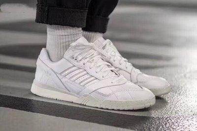 adidas A.R trainer White/Mint/Orange 休閒運動鞋*EU36~45。S00112