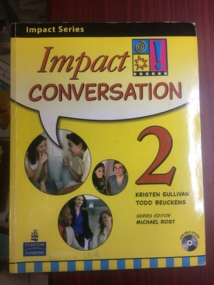 Impact Conversation 2(with self-study Audio CD)