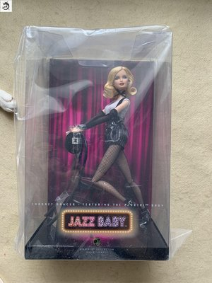 九州動漫芭比 barbie jazz baby  芭比爵士 珍藏版 現貨