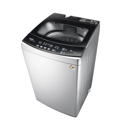 TECO 東元 【W1068XS】 10公斤 變頻直立式洗衣機