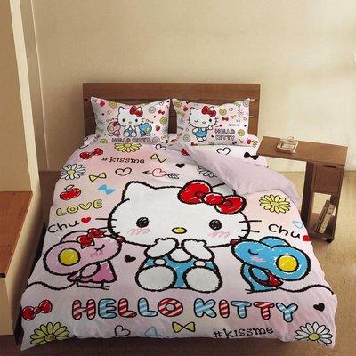Kitty CHU~CHU~系列雙人涼被