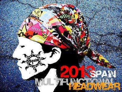 Xpain西班牙多功能頭巾Spain Multifunctional Headwear 生存遊戲 極限運動 釣魚 抗UV