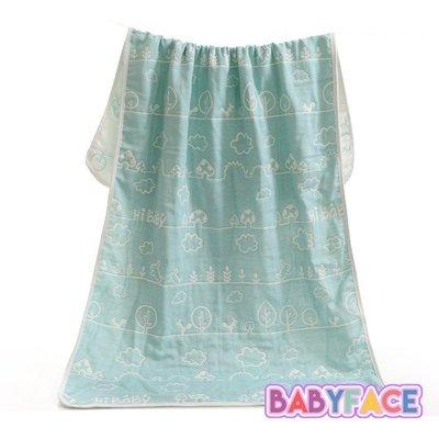BabyFace【五層紗】紗布料擦澡 浴巾雲朵小羊小象星星愛心童趣純棉吸水加厚大人寶寶適用吸水透氣不買可惜批發可