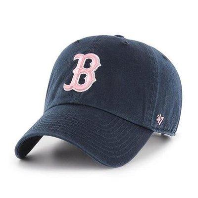 【血拼妞】47 BRAND BOSTON RED SOX Clean Up  紅襪 棒球帽  女版帽《預購》