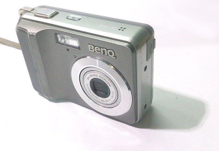 ☆手機寶藏點☆ BENQ C540 數位相機 功能正常 貨到付款 咖105