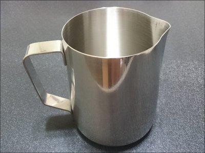 [ 埔21烘焙咖啡 ] F03 不鏽鋼拉花杯 600cc 義式咖啡奶泡杯 花式咖啡拉花杯
