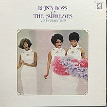 DIANA ROSS & THE SUPREMES/BEST COLLECTION 西洋 黑膠唱片