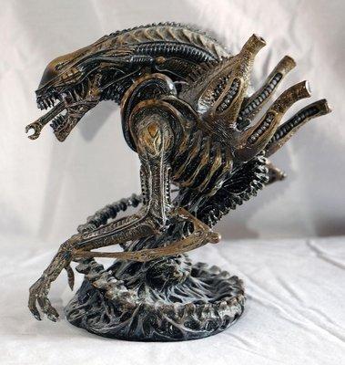 金錢貓雜貨 全新 Palisades Toys 限定版 Alien 2 Warrior Alien 戰鬥異形 半胸像