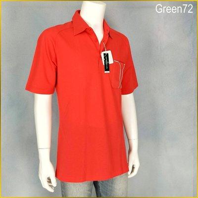 🇯🇵日本帯回現貨 GREEN72 日本製 男 L号 GOLF 短袖POLO衫 高爾夫 純棉排汗衫 POLO衫 O3F