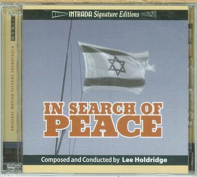 """In Search of Peace-2CDs""- Lee Holdridge(38),全新美版"