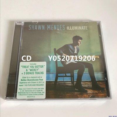 全新 肖恩門德斯 照亮愛  Shawn Mendes Illuminate CD 全新盒裝
