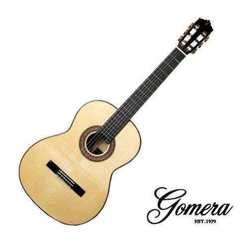 Gomera GC-12S 英格曼雲杉全單 39吋 古典吉他 - 【他,在旅行】