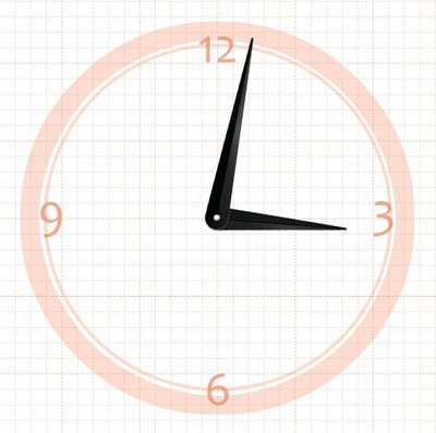 【鐘點站】 DIY 時鐘 鐘針/分針11.8公分 時針8.3公分/SKP壓針機芯專用指針(J118083)