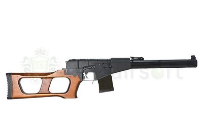 【翔準軍品AOG】LCT VSS Vintorez 全鋼製 電動槍 AEG 台灣精品高品質 利成