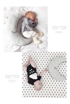 Sis 歐美 北歐 夜光抱枕 兒童房 嬰兒 安撫 玩偶 滿月禮 時尚 家居飾品