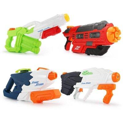 溜溜new children large-size high-pressure beach toy water gun
