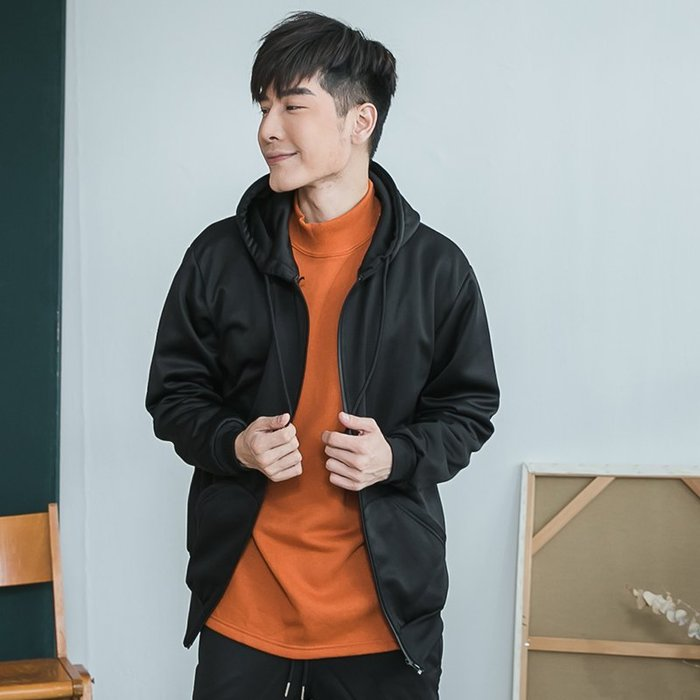MIT防潑水透氣刷毛外套【SP6523】OBIYUAN機能連帽外套共4色