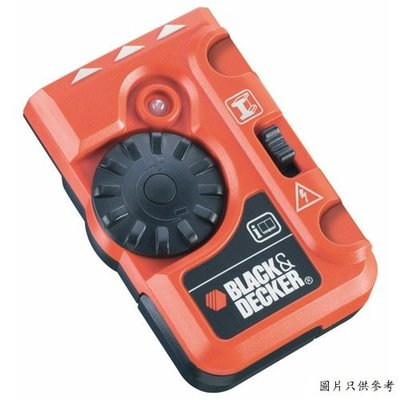 美國 Black & Decker 牆身金屬電線探測器、金屬探測器、金屬感應器、電線感應器