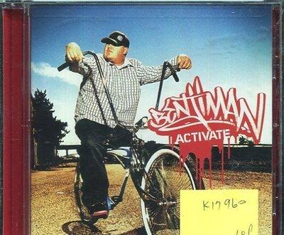 *真音樂* BENJIMAN / ACTIVATE 二手 K17960
