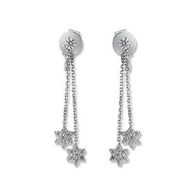 流當品 高等級天然鑽石 耳環 八心八箭 H&A 售GIA鑽石 綠彩鑽 緬甸A貨