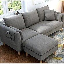 梳化 沙發 sofa 超大 北歐 特大 貴妃 轉角 L型 梳化床 租房 劏房 公屋 居屋 私樓 190920r