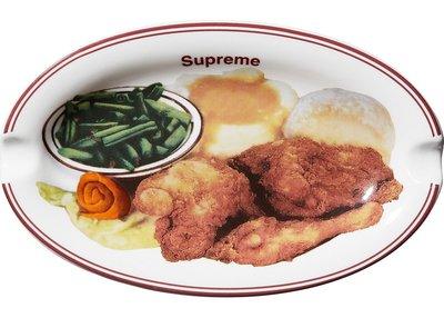 ☆AirRoom☆ 2018SS Supreme Chicken Dinner Plate Ashtray 菸灰缸