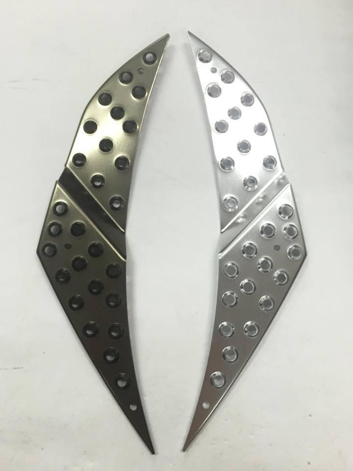 DDX 鋁合金踏板  RSZ100 後踏板 RSZ 100  後腳踏板  RSz100