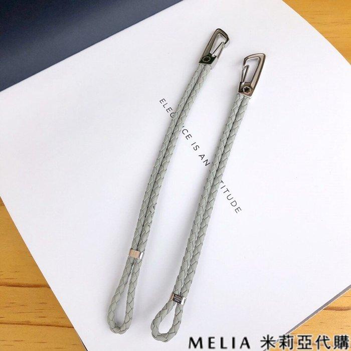 Melia 米莉亞代購 商城特價 數量有限 每日更新 19ss Montblanc 萬寶龍 飾品 情侶款 手環 灰色