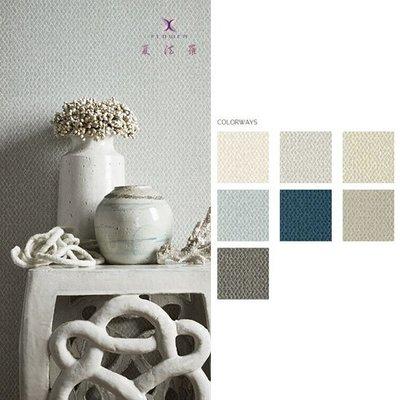 【夏法羅 窗藝】美國進口 PORTLAND 仿動物紋 時尚質感低調款 多色 壁紙 TF-088138~144