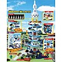 麗嬰兒童玩具館~TAKARA TOMY多美小汽車-TOMICA交通世界-多美摩天塔DX