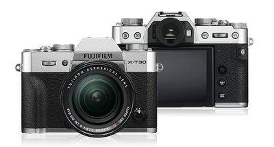 【數位小館】FUJI FUJIFILM X-T30 XT30 +18-55MM 單鏡組 APSC 微單眼 平輸/店保一年