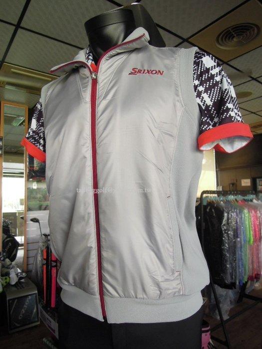 新到貨 日本進口SRIXON高爾夫背心 吸水速乾+抗紫外線 天冷時的保暖小幫手