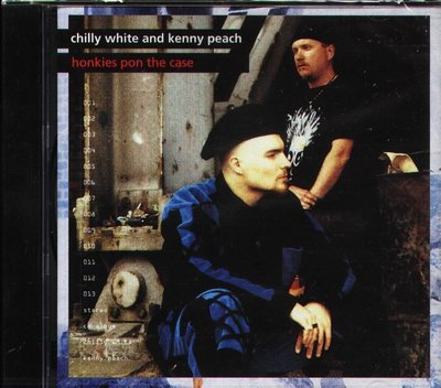 K - White Chilly And Peach Kenny - HONKIES PON  - CD - NEW