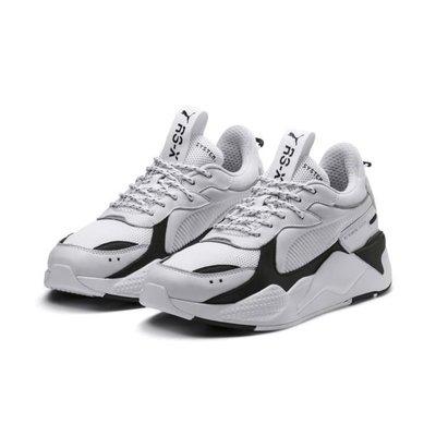 售: 全新 IMPACT PUMA RS-X CORE RSX 黑 白 老爹鞋 復古 泫雅