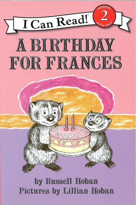 *小貝比的家*A BIRTHDAY FOR FRANCES / L2/平裝/3~6歲