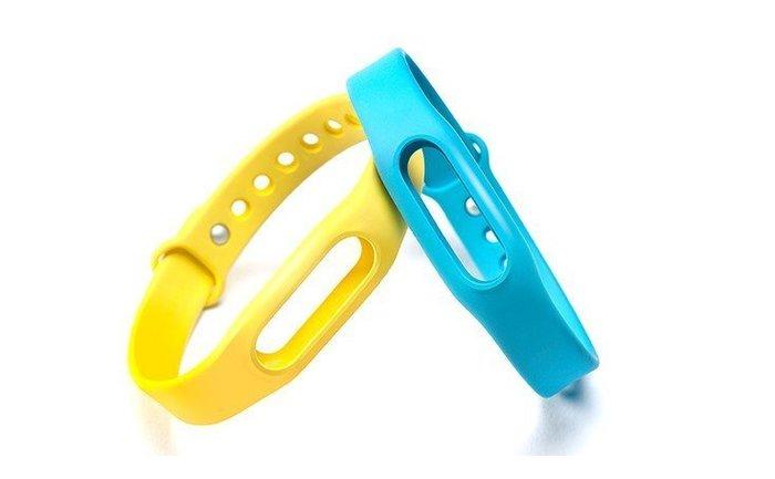 正品保證 小米手環 運動手環 大陸小米官網貨 替換帶 手環套子腕帶 五色可選