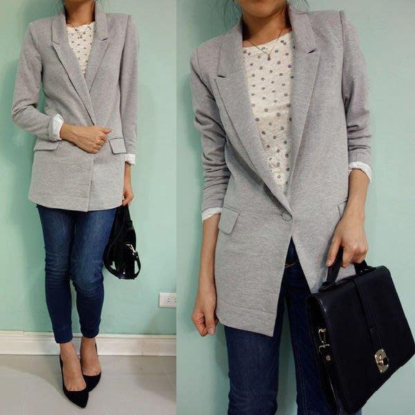 休閒品牌 stradivarius  女生款休閒西裝外套 ( 新款上市.特價出售 )