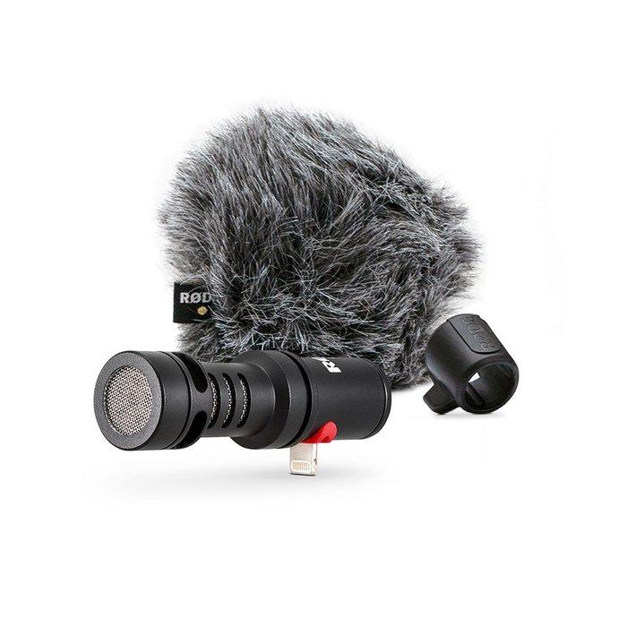 《民風樂府》澳洲製 RODE VideoMic ME-L 指向性麥克風 攝影收音高品質 Lightning版本