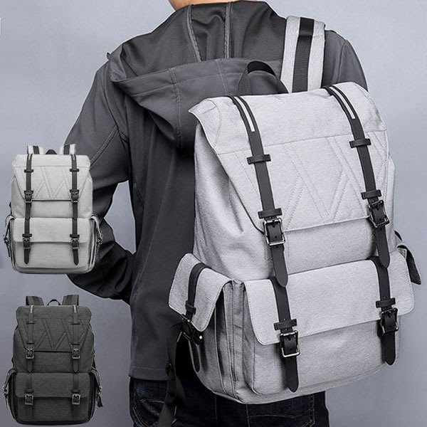 日韓 書包 束口 後背包 學生後背包 筆電包 電腦包 背包 公事 包包 男後背包 防盜後背包 旅行袋 旅行包 後背包男