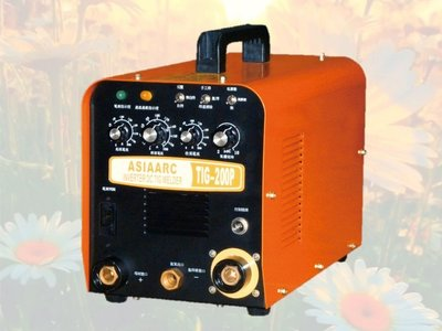 長杰 傑煇 台灣亞弧 TIG-200P變頻氬焊機 焊切設備(長杰、傑煇、台灣亞弧、華豐HERO、長烽牌)
