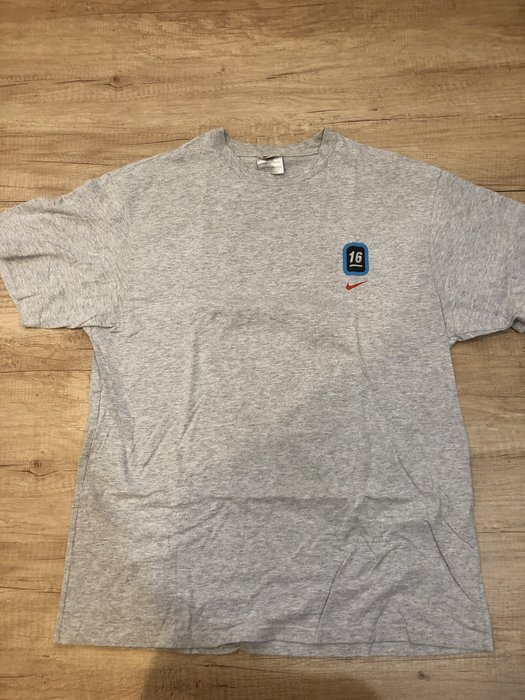 二手T恤系列-野茂英雄(NOMO)紀念T恤,尺寸:美版L
