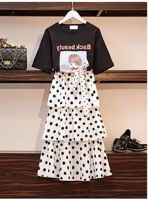 孕婦必備 哺乳衣外出夏季時尚辣媽款產后減齡顯瘦中長款喂奶兩件套裝連衣裙