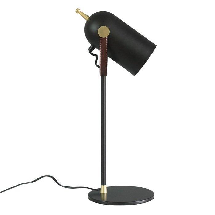 Oval 工業風 單節 北歐 創意 個性皮革 鐵藝檯燈 書房臥室 床頭燈 護眼燈 LED檯燈 E27 110-220V