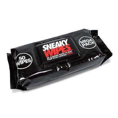 【R.T.G】SNEAKY WIPES 濕紙巾 球鞋擦拭 50抽 清潔 保養 去汙 英國 頂級球鞋保養品牌 現貨