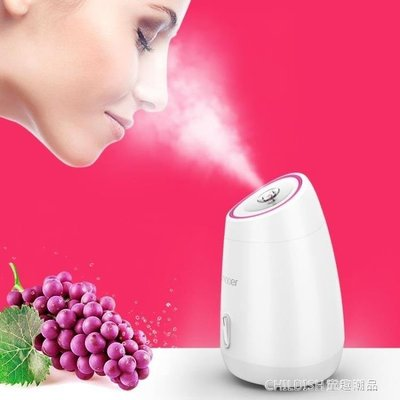 哆啦本鋪 補水儀 蒸臉器 補水嫩膚祛斑美容儀熱噴小型攜帶噴霧 保濕 D655