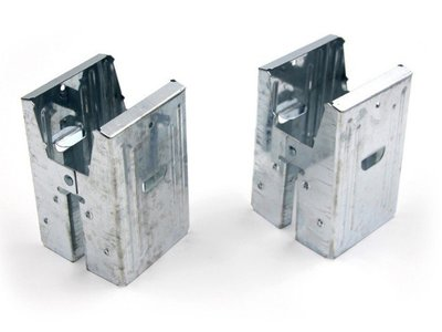 SAWHORSE BRACKETS 鋸馬夾 固定夾具 (木材需自備)