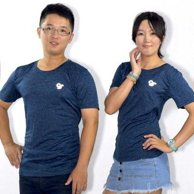 康森士conscious (深藍) 麗彩紗T恤  CS-T17706 S~3XL