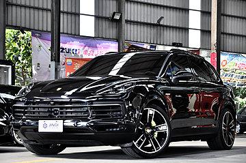 Porsche Cayenne 油電 2019 黑色 選配 總代理-金帝(謝謝)